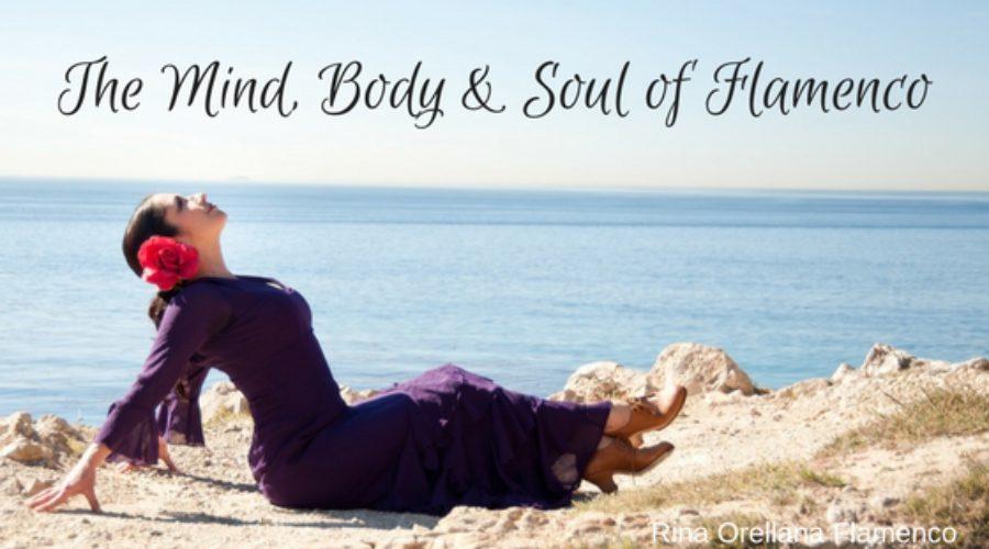 The Mind, Body and Soul of Flamenco – RINA ORELLANA FLAMENCO